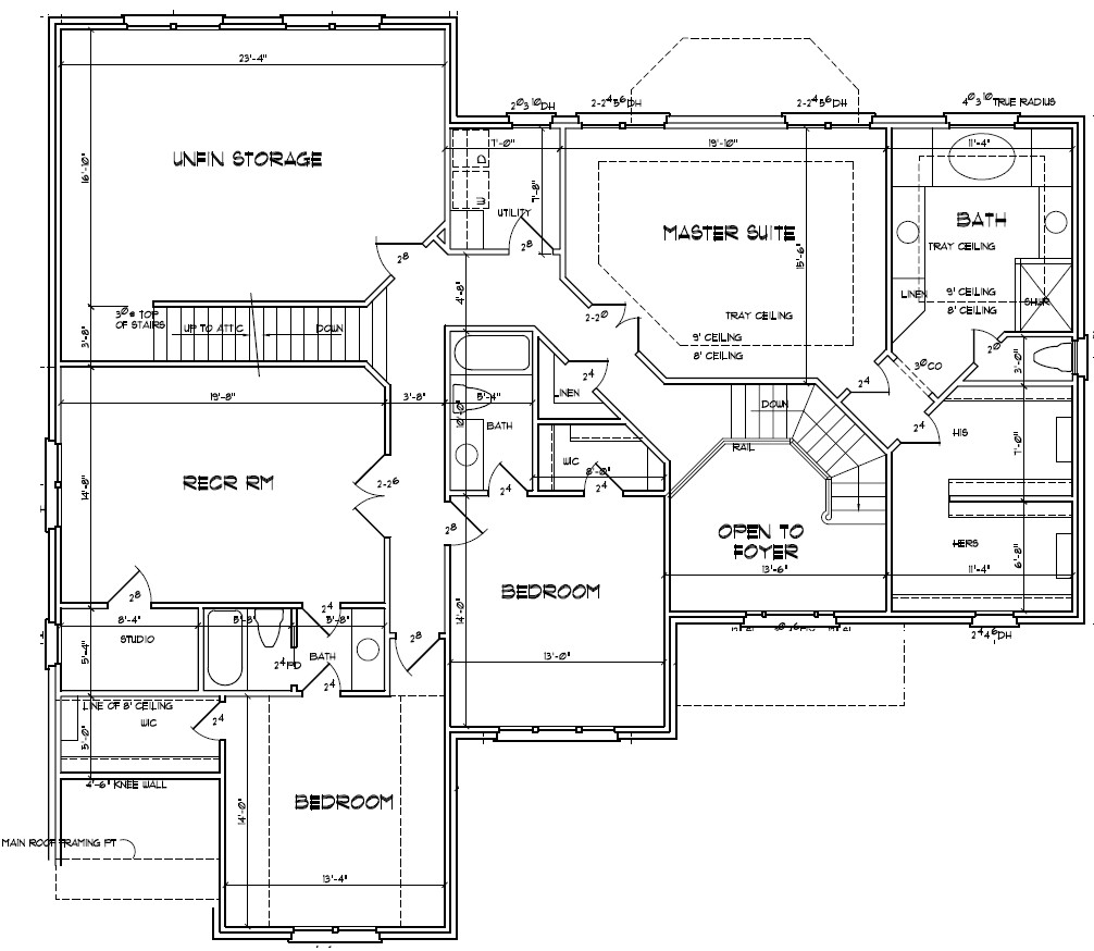 Triangle Plot House Plan House Plans