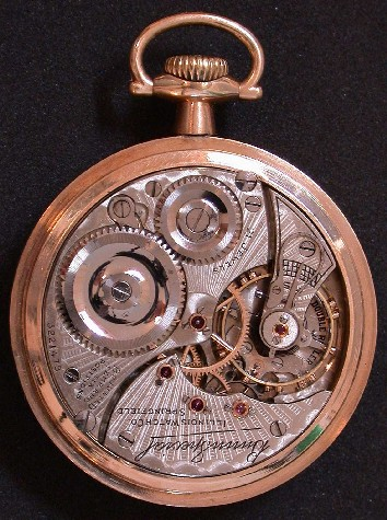 illinois pocket watch value
