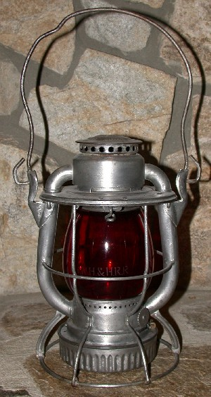 Jeffpos Railroad Lantern Page