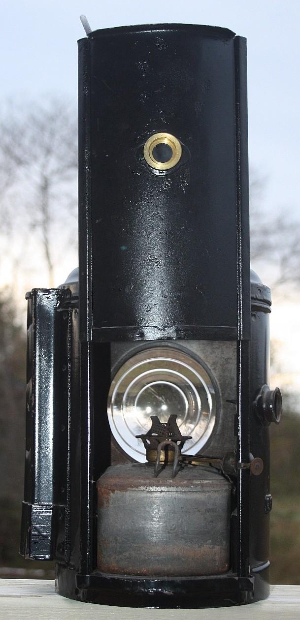 JeffPo's Semaphore Lamp Page