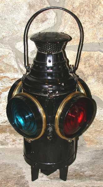 Jeffpo S Railroad Lantern Page, Train Lantern Lamp